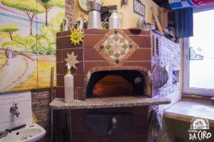 Pizzeria Da Ciro - Italienischer Steinofen